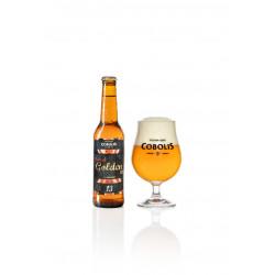 British Golden Ale 13 objem 0,33 l